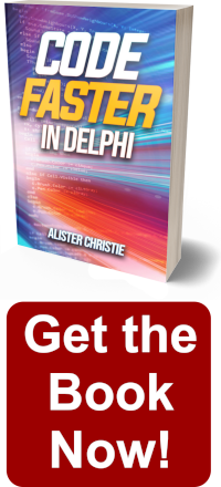 Get the Code Faster in Delphi eBook Now!